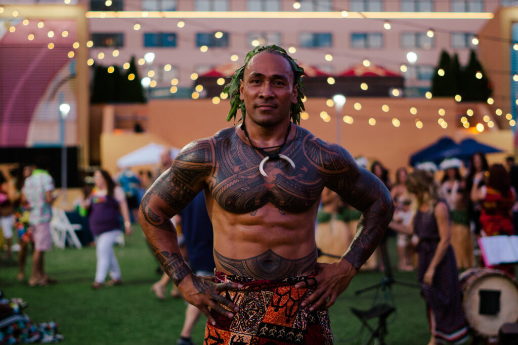 hawaiian warrior in atlantic city new jersey