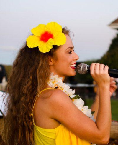 Marie - Singing